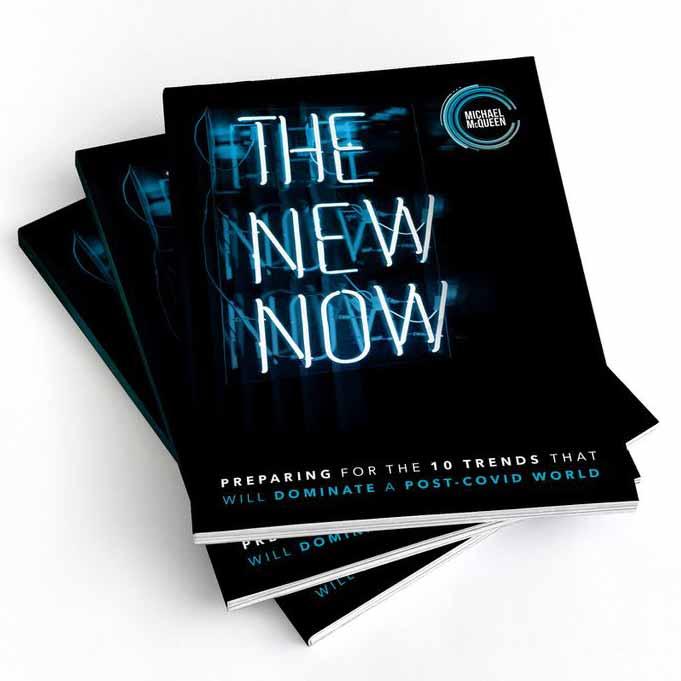 Michael McQueen - The New Now