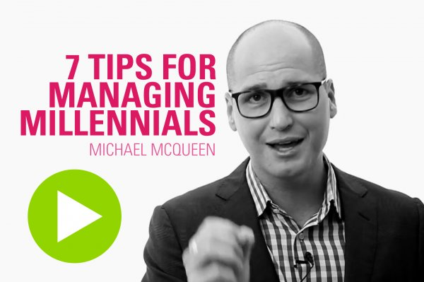 7 Tips for managing the Millennial