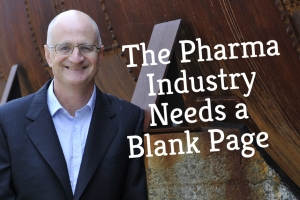 The Pharma Industry Needs A Blank Page!