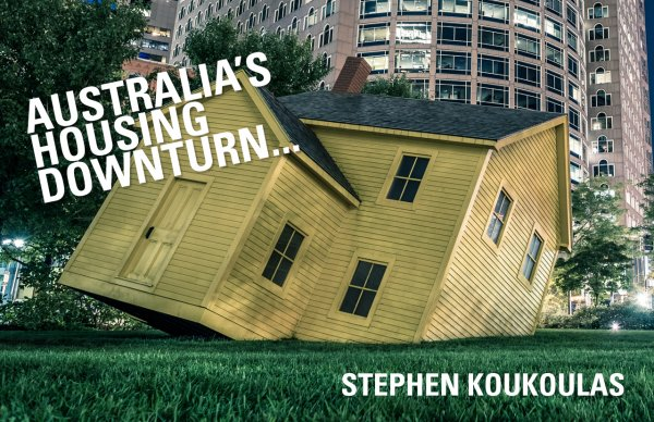 The housing downturn – what's it mean for you and the economy?