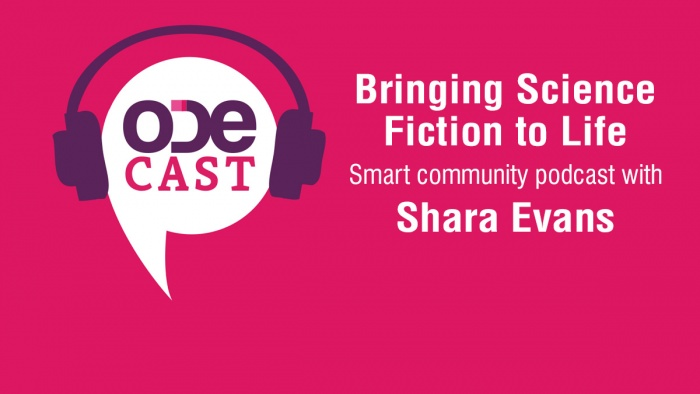 Smart Community Podcast with Shara Evans