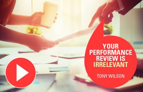 Your Performance Review Is Irrelevant