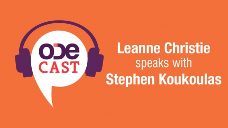 Odecast with Stephen Koukoulas