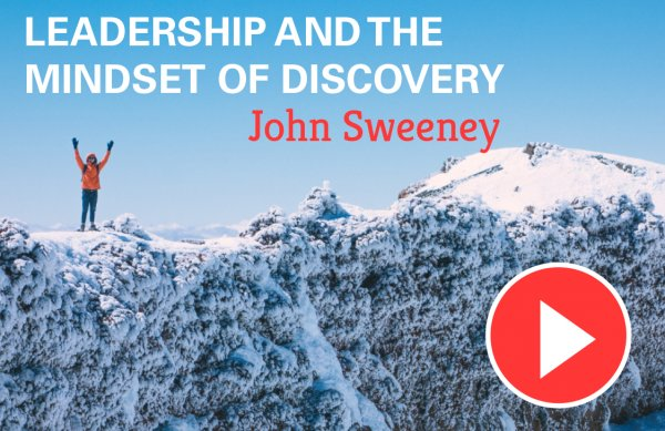 Leadership and the Mindset of Discovery